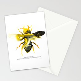 Wallace's Giant Bee Stationery Cards