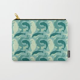 Whales and Porpoises Carry-All Pouch