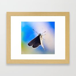 Mothman Framed Art Print