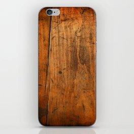 Wood Texture 340 iPhone Skin