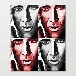 Nicolas Canvas Print