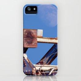 Concept landscape : The buffer iPhone Case