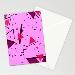 Pink Error Stationery Cards