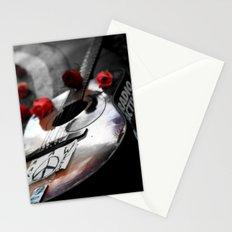Guitar Strawberry Fields NYC Stationery Cards