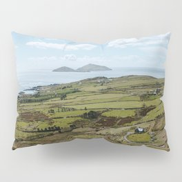 Hills of Ireland - County Kerry Pillow Sham