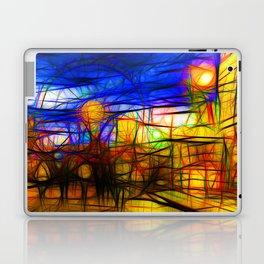 Fairground Laptop & iPad Skin