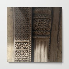 #278 Beautiful Door Metal Print