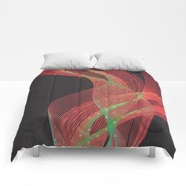 Smokey Charme Comforters