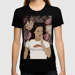 Peyote Field Landscape T-shirt