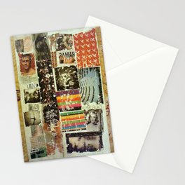 COLLAGE 10 Stationery Cards