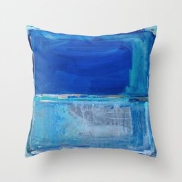 SARGASSO SEA Throw Pillow