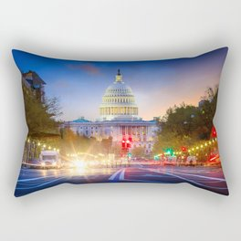 DC 01 - USA Rectangular Pillow