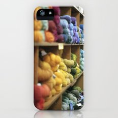 Yarn Barn iPhone (5, 5s) Slim Case