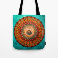 Ezekial's Wheel Tote Bag