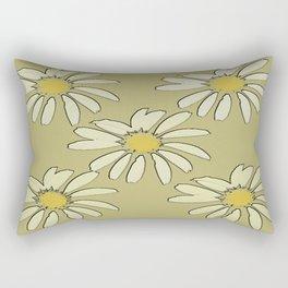 All About Daisies Rectangular Pillow