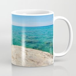 The Coves on Lake Superior - Pictured Rocks Coffee Mug