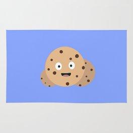 chocolate chips cookies Rug