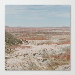 Painted Desert Canvas Print