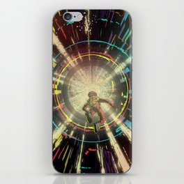 It Goes on Forever... iPhone Skin
