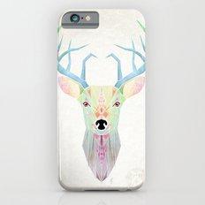 white deer Slim Case iPhone 6