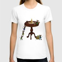 cheese T-shirts featuring Cheese by Anna Shell