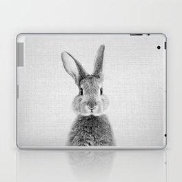 Rabbit - Black & White Laptop & iPad Skin