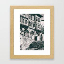 Safranbolu II Framed Art Print