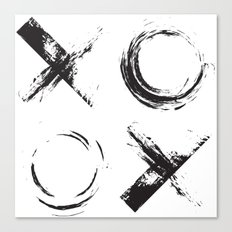 XOXO Canvas Print