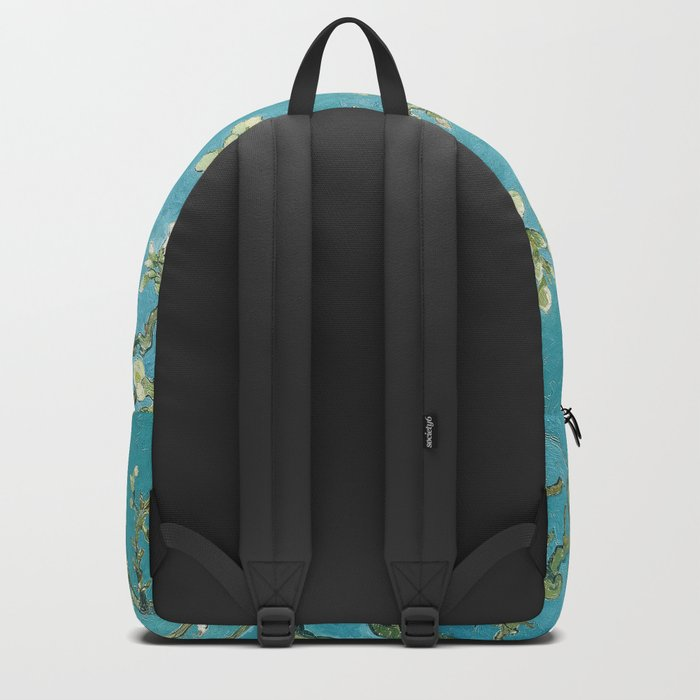 Almond Blossoms by Vincent van Gogh Backpack