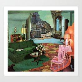 Dream House II Art Print