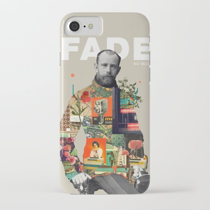 Fade No More iPhone Case