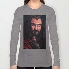 King Under The Mountain Long Sleeve T-shirt