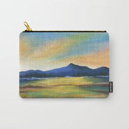 Morning Bliss, Imaginary Landscape Carry-All Pouch