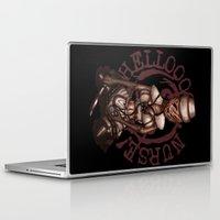 nurse Laptop & iPad Skins featuring Hellooo Nurse! by Capadochio