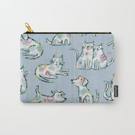 Dogs and Cats Carry-All Pouch