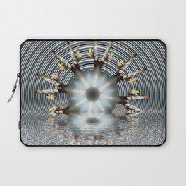 Valve Wheel Laptop Sleeve