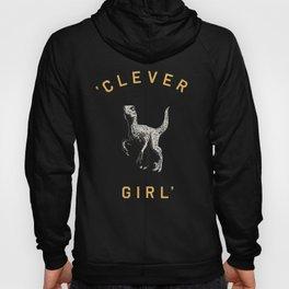Clever Girl (Dark) Hoodie