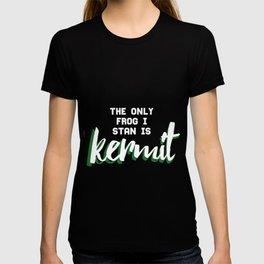 I Stan Kermit T-shirt