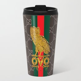 Owl Guci Travel Mug