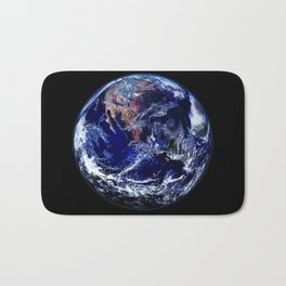 Earth Day 2018  - There Is No Planet B Bath Mat