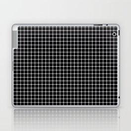 Black and White Optical Illusion Laptop & iPad Skin