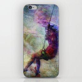 Baloiço iPhone Skin