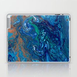 Mermaid Marble Laptop & iPad Skin