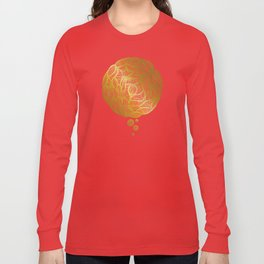 Gold Rope Long Sleeve T-shirt