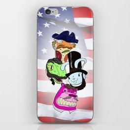 FBH Presidents iPhone Skin