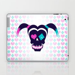 Harley Quinn Pink Laptop & iPad Skin