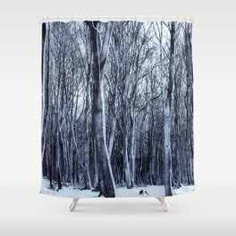 We Are The Trees Shower Curtain