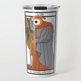 el ermitañ.ojo Travel Mug