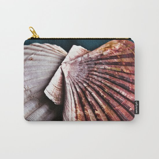 YOU and ME in Structures of Harmony Carry-All Pouch