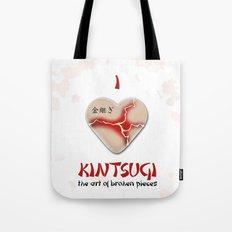 i love kintsugi Tote Bag